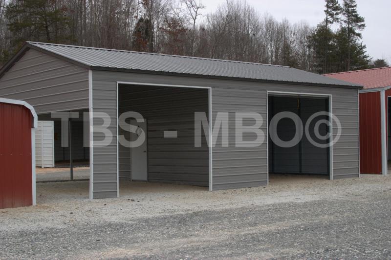 24X40X12 Garage / Shop #G030