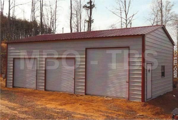 28x35x12 Garage #G184