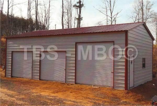 30x35x12 Garage #G184
