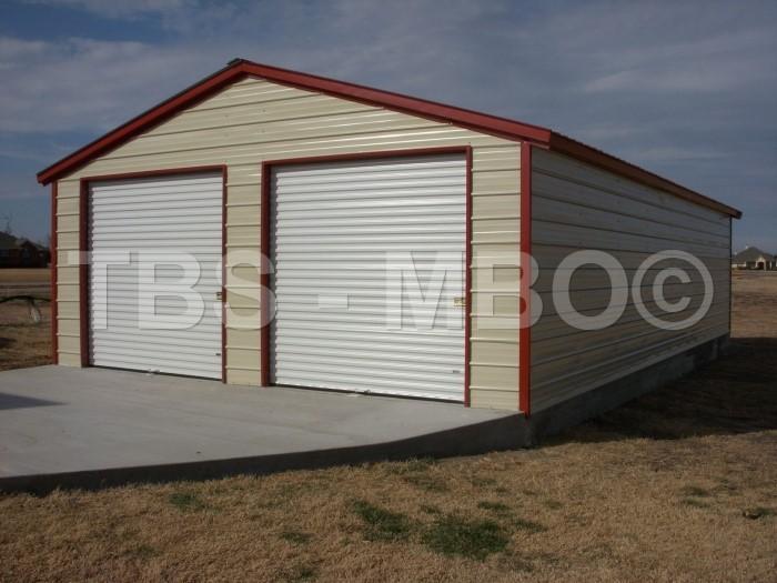 24x40x9 Garage #G163