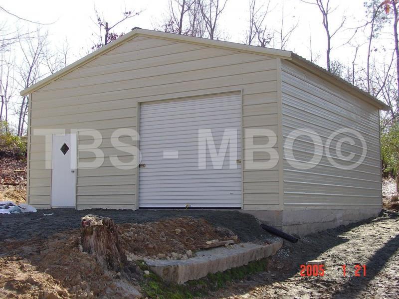 26X30X12 Garage / Shop #G039