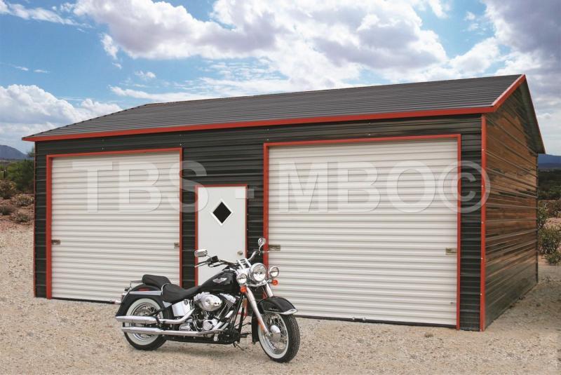 24X30X9 Garage / Shop #G022