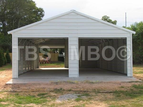 24x40x9 Garage #G066