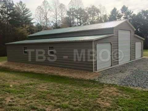 44x50 Barn / Garage #B059