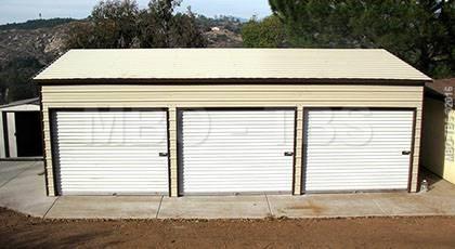 24x30x10 Garage #G134
