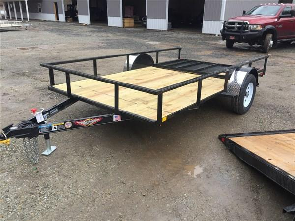 """H&H 82""""x12' Trailer (RS)"""