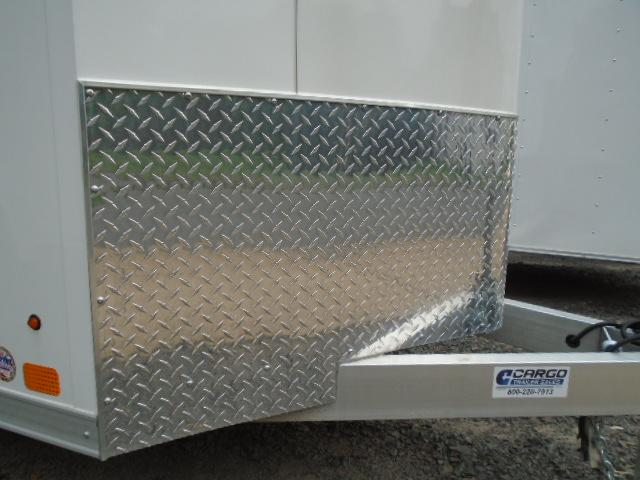2016 Aluminum Trailer Company RAVAB5008+0-1S2.9K Enclosed Cargo Trailer