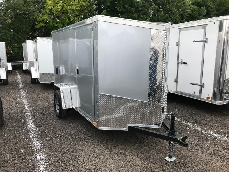 2018 Pace American JV6X10S10 Enclosed Cargo Trailer