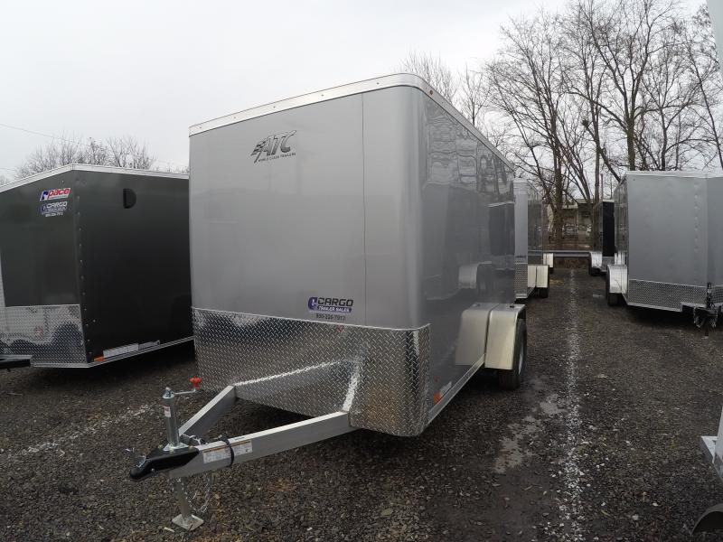 2017 Aluminum Trailer Company RAVAB6010 Enclosed Cargo Trailer