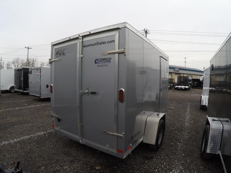 2017 Aluminum Trailer Company RAVAB6010 Enclosed Cargo Trailer