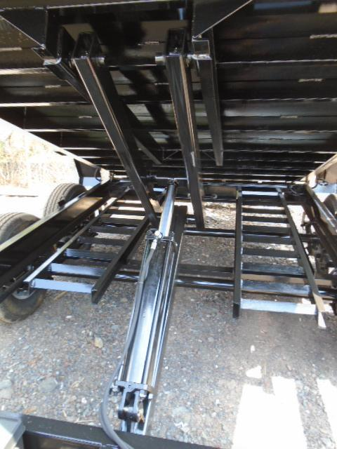 2017 Tow-Rite Manufacturing LPT712XH Dump
