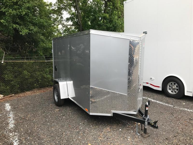2018 Pace American JV5X10S12 Enclosed Cargo Trailer
