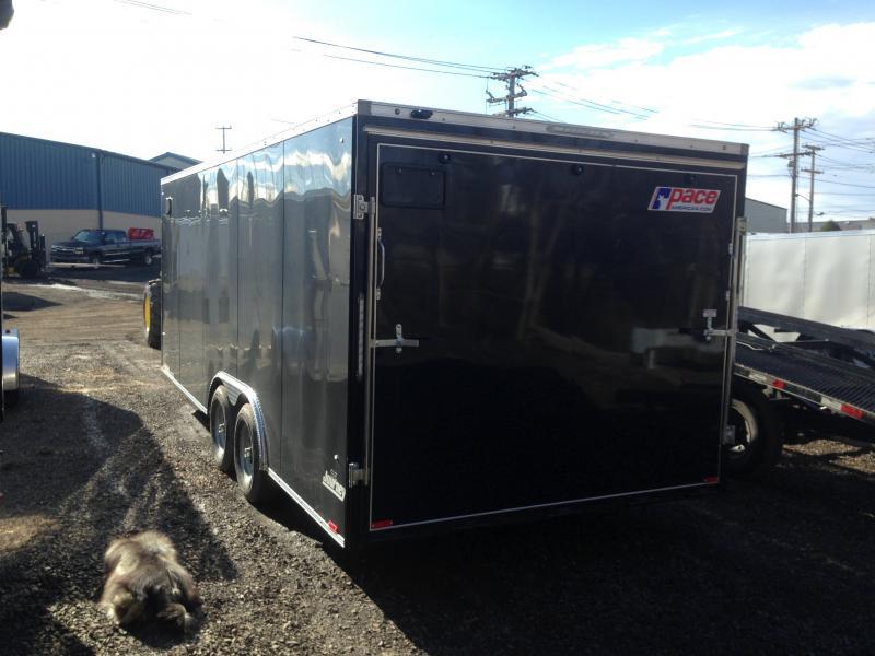 2018 Pace American JV85X20TE3 Enclosed Cargo Trailer