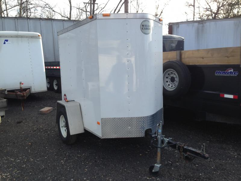2014 Wells Cargo  Enclosed Cargo Trailer