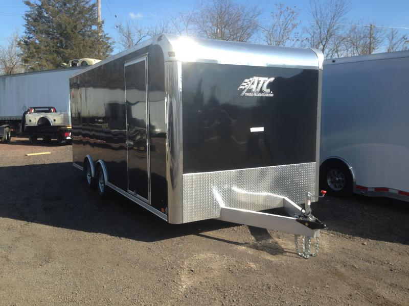 2017 Aluminum Trailer Company RAVAB8520+0-2S3.5K Enclosed Cargo Trailer