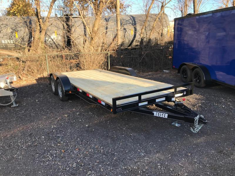 2018 Other WCH18 Flatbed Trailer