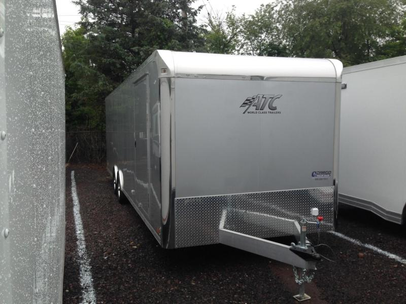 2017 Aluminum Trailer Company RAVAB8528+0-2T5.2K Enclosed Cargo Trailer