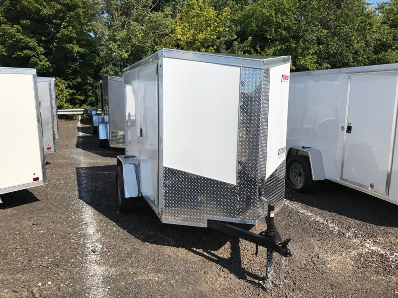 2018 Pace American JV5X8 Enclosed Cargo Trailer