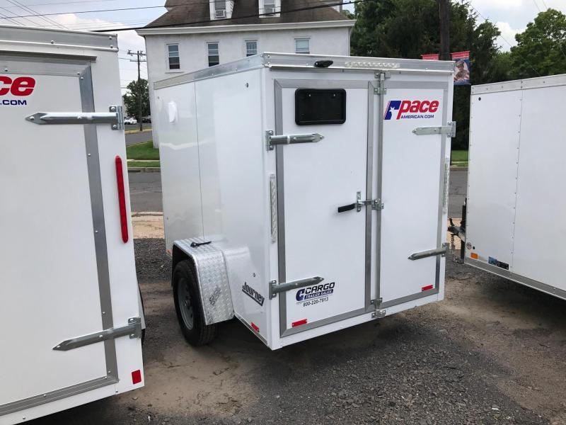 2018 Pace American JV5X8S12 Enclosed Cargo Trailer
