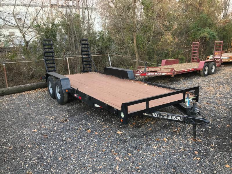 2011 Gatormade Trailers GT-XT Flatbed Trailer