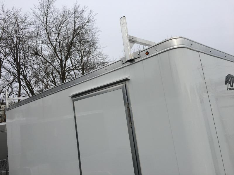 2017 Aluminum Trailer Company RAVAB6012+01S2.9K Enclosed Cargo Trailer