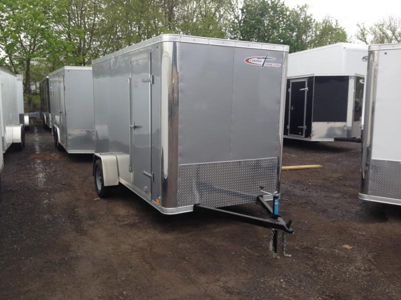 2018 Cross Trailers 612TA Enclosed Cargo Trailer