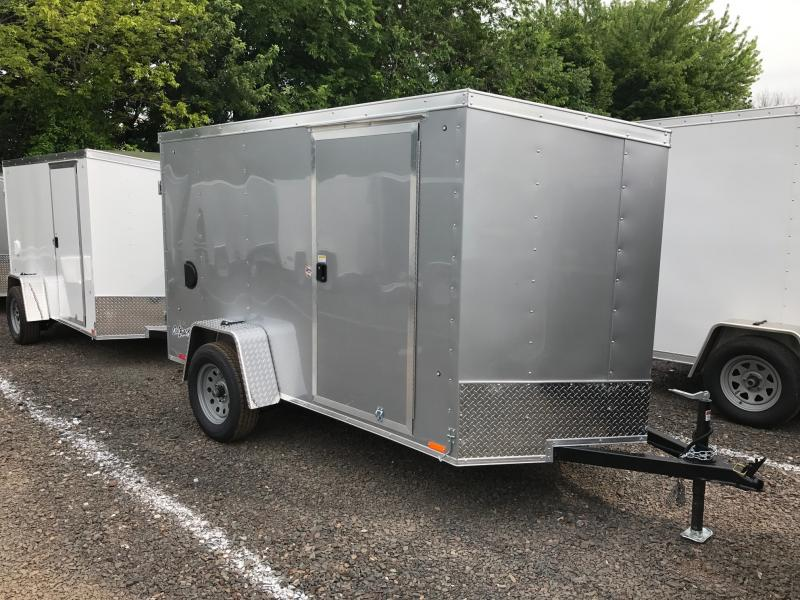 2018 Pace American OB5X10S12DLX Enclosed Cargo Trailer