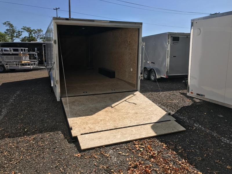 2018 Pace American JV85X24 Enclosed Cargo Trailer