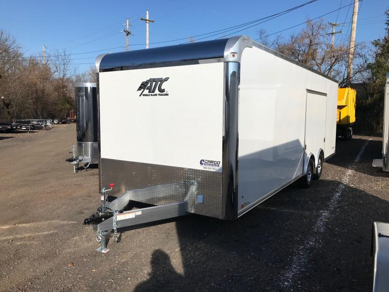 2018 Aluminum Trailer Company RABAB8524 Enclosed Cargo Trailer