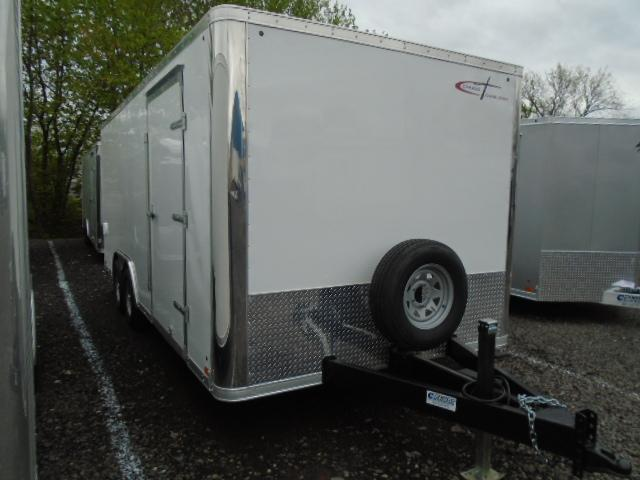 2018 Cross Trailers 818TA Enclosed Cargo Trailer