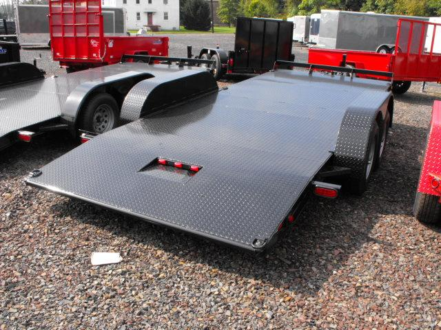 2017 Other EQ187HH Flatbed Trailer