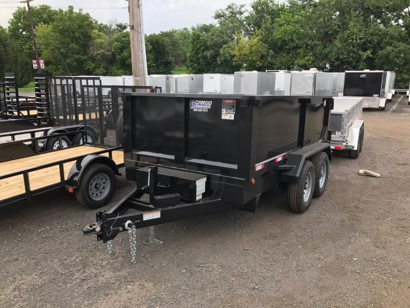 2017 Tow Rite Mfg. Company LPT612XH Dump