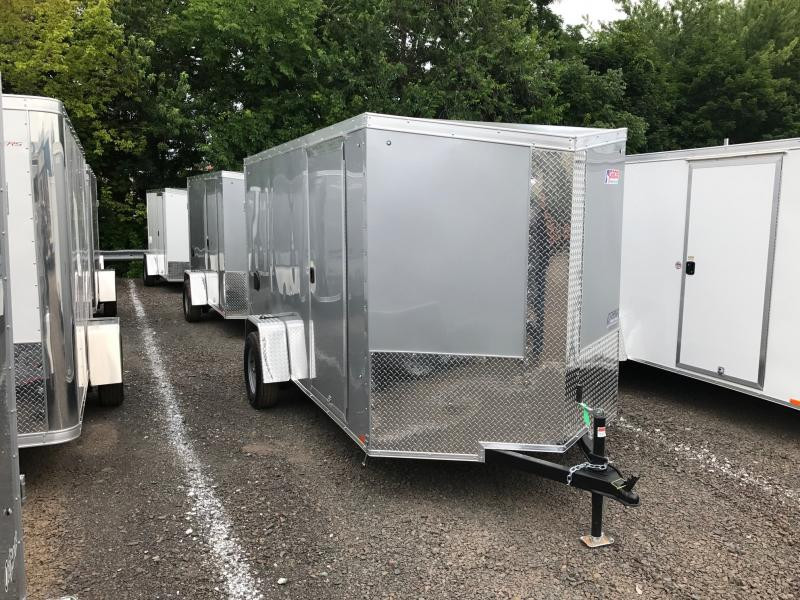 2018 Other JV6X12S12SE Enclosed Cargo Trailer