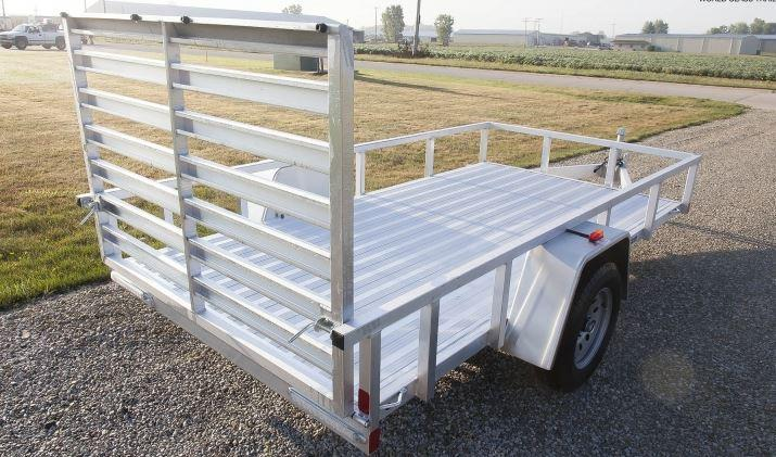 2018 Other OUTAB5010 Flatbed Trailer