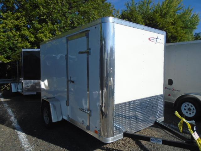 2017 Cross Trailers 610SA Enclosed Cargo Trailer