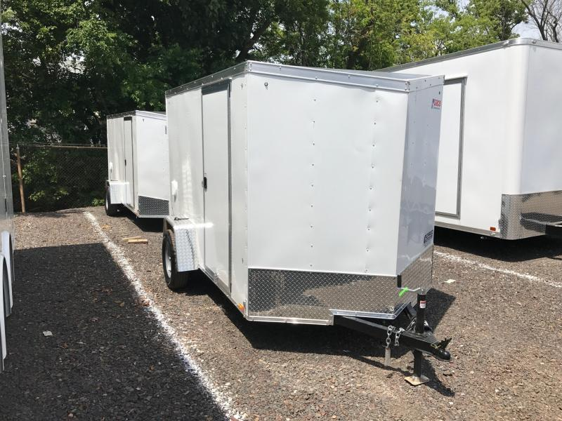 2018 Pace American OB 6X10 S12 Enclosed Cargo Trailer