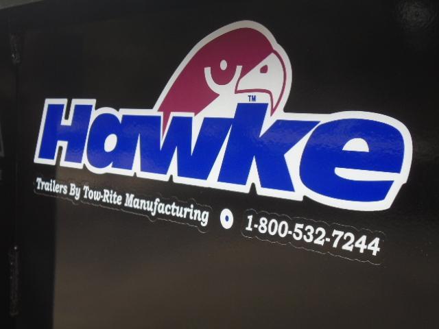 2018 Hawke Trailers DOT612HEC Dump