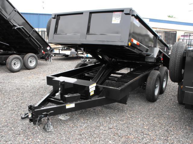 2017 Tow Rite LPT612X Dump
