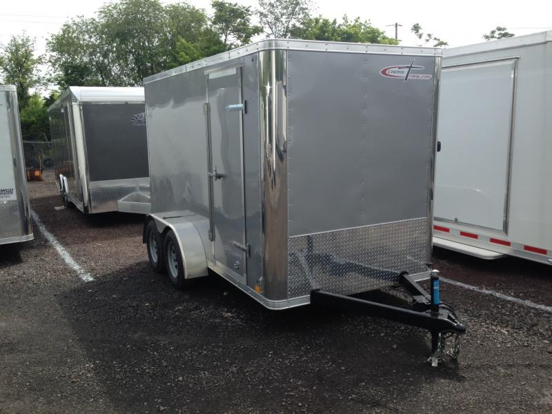 2018 Cross Trailers 612TA Enclosed Cargo Trailer