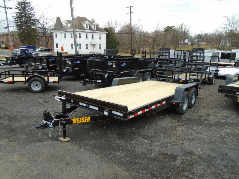 2018 Other ET1810K Flatbed Trailer