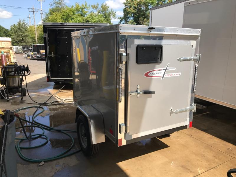 2018 Cross Trailers 46SA Enclosed Cargo Trailer