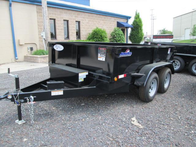 2017 Tow Rite LPT610HEC Dump