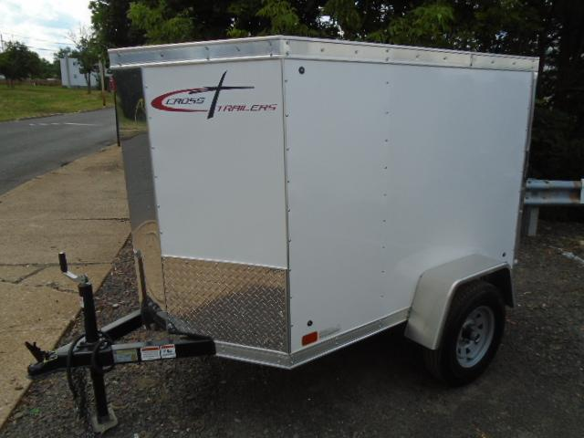 2017 Cross Trailers 46SA Enclosed Cargo Trailer