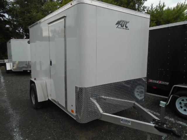 2016 Aluminum Trailer Company RAVAB6010 Enclosed Cargo Trailer