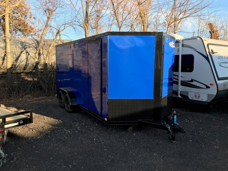 2018 Cross Trailers 716TA Enclosed Cargo Trailer