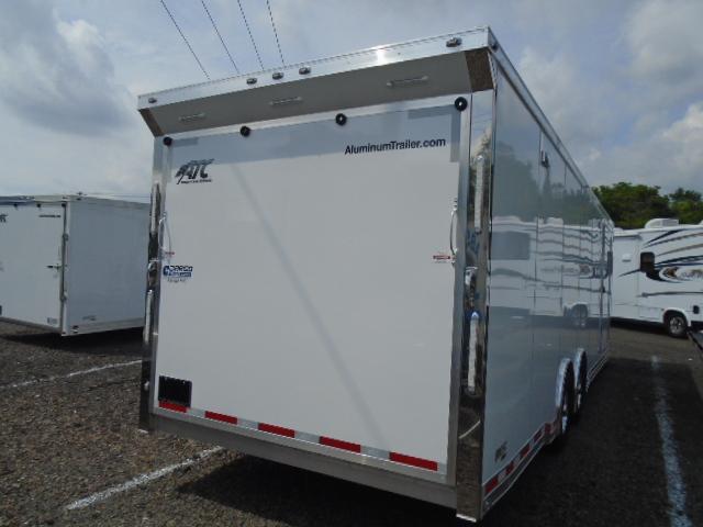2017 Aluminum Trailer Company QSTAB8528+0-2T6.0K Enclosed Cargo Trailer
