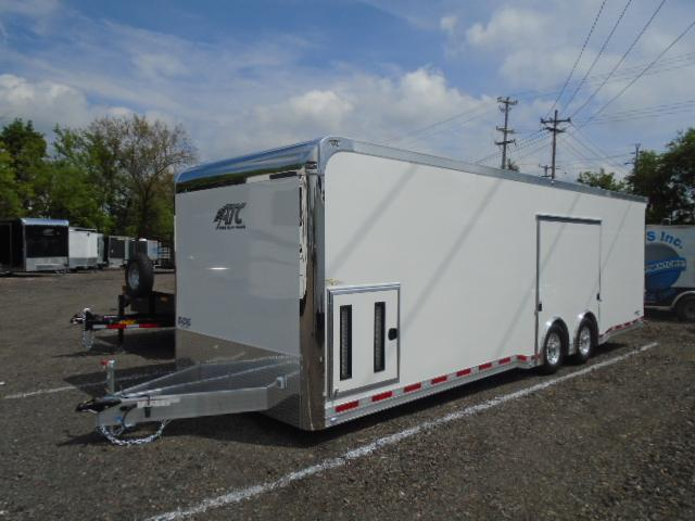 2017 Aluminum Trailer Company QSTAB8528+0-2T6.0K Enclosed Cargo Trailer