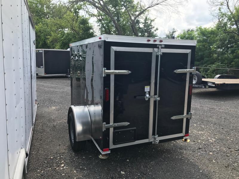 2017 Empire 508 Enclosed Cargo Trailer