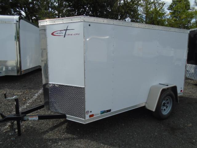 2017 Cross Trailers 510SA Alpha Enclosed Cargo Trailer