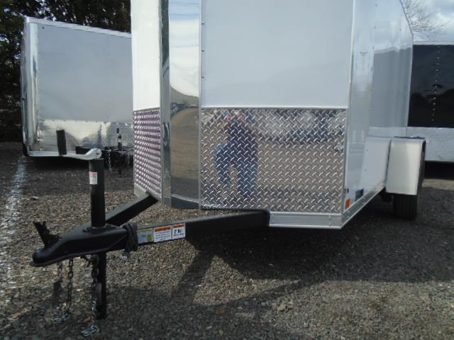 2017 Cross Trailers 510SA Alpha Enclosed Cargo Trailer